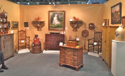 Stiles House Antiques, Booth 8