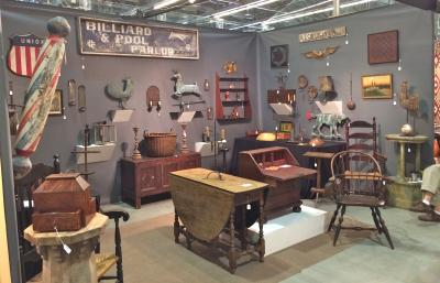 Antiques in Manchester Show Photos | Incollect