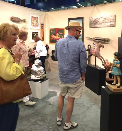 American Primitive Gallery, Booth 21