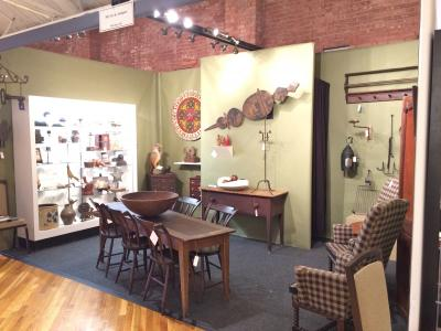 MG Art & Antiques, Booth 5
