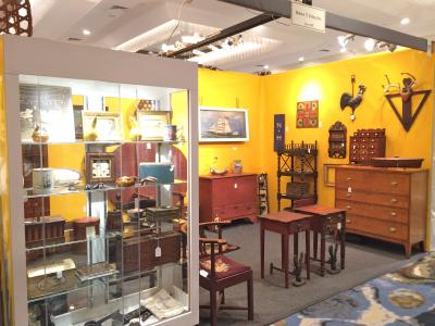 Robert T. Foley Antiques, Booth 57