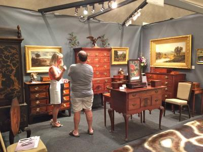 Gary F. Yeaton Antiques, Booth 61