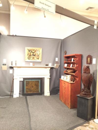 Axtell Antiques, Booth 60
