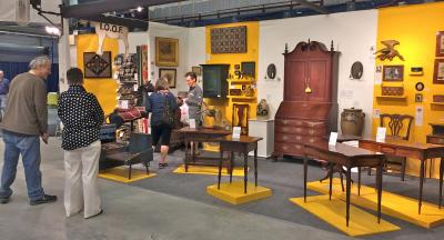 James Wm. Lowery Fine Antiques and Arts, Booth 66