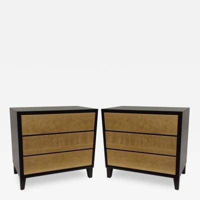 Russel Wright Two Tone Little Chest of Drawers by Russel Wright