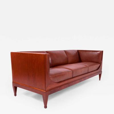 Frits Henningsen Classic Sofa by Frits Henningsen 1930s