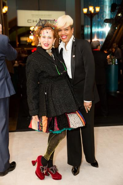 Purely Patricia Fox, Cindy Wheat. Photo: Max Lakner. Courtesy Sharp Communications and the Winter Antiques Show.