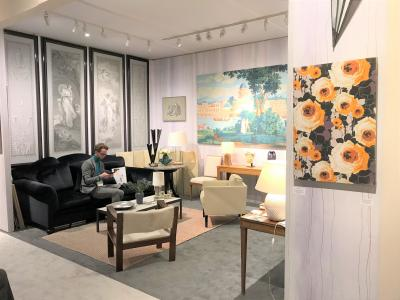 Carolle Thibaut-Pomerantz & Galerie Anne-Sophia Duval