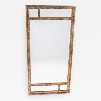La Barge Assymetrical Mirror by La Barge Circa 1960s
