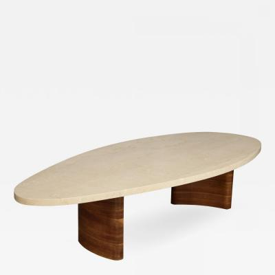 Ovoid Low Table