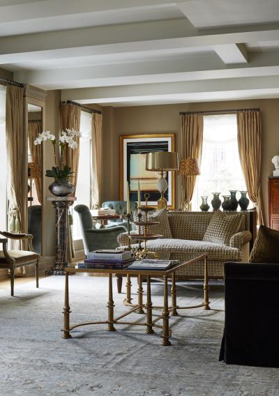 Incollect fine art antique and modern furniture for Pied a terre manhattan