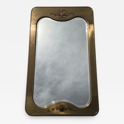 Mastercraft Mastercraft Brass Mirror