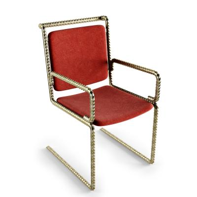 Troy Smith Pharaoh Lounge Chair