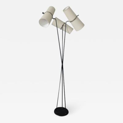 Maison Lunel Fine French 1940s Floor Lamp by Lunel