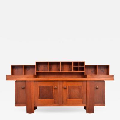 Silvio Coppola Cabinet Server Buffet by Silvio Coppola for Bernini Italy