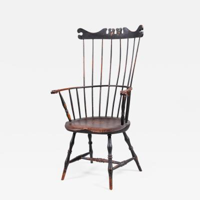 Unique Windsor Armchair