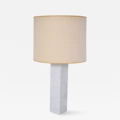 Robert Sonneman Robert Sonneman Marble Table Lamp