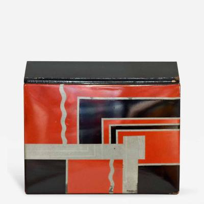Japanese Art Deco Box