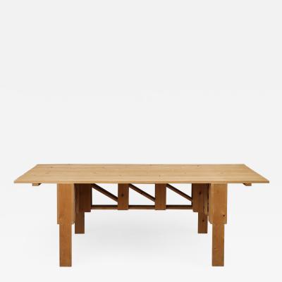 Enzo Mari Autoprogettazione Table