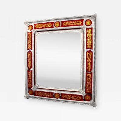 Fratelli Barbini Gianni Versace Mirror