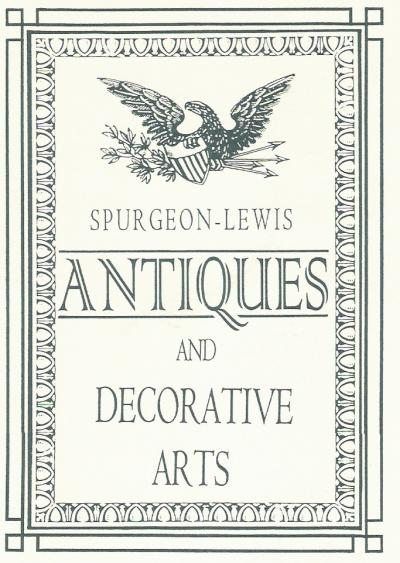 Spurgeon Lewis Antiques