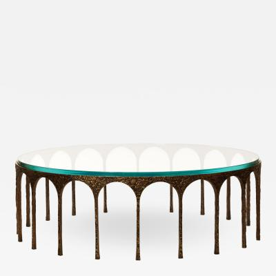 Thomas Pheasant STUDIO L Arc Cocktail Table Edition of Ten