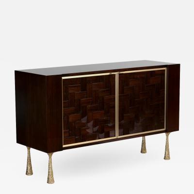 Thomas Pheasant STUDIO Le Panier Cabinet Edition of Ten