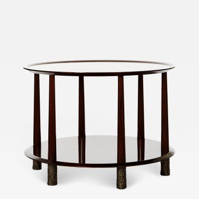 Thomas Pheasant STUDIO Rotonde Table Edition of Ten