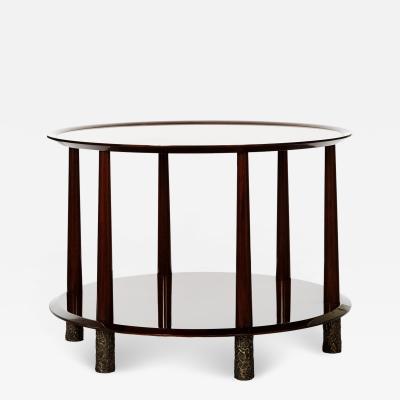 Thomas Pheasant STUDIO Rotonde Table Edition of Ten