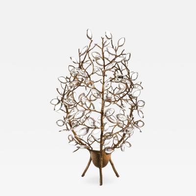 Thomas Pheasant STUDIO Willow Lamp Edition of Ten