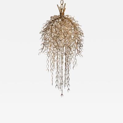 Thomas Pheasant STUDIO Willow Chandelier Edition of Seven
