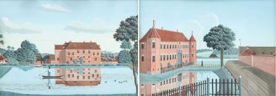 Rasmus Henrik Kruse Two Views