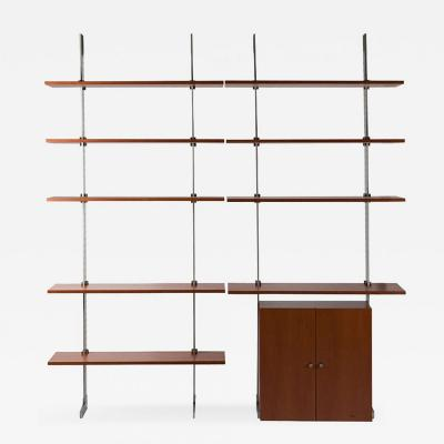 Ignazio Gardella Lib2 Bookcase by Ignazio Gardella