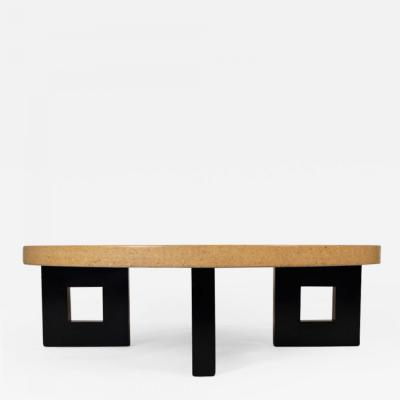 Paul Frankl Coffee table designed by Paul Frankl for Johnson Furniture Company