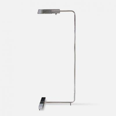Cedric Hartman Adjustable Height Chrome Floor Lamp