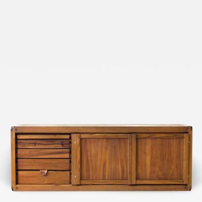 Pierre Chapo B10 B E D Sideboard in Solid Elm by Pierre Chapo France 1970s