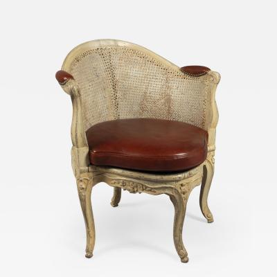 Etienne Meunier Corner Chair by Etienne Meunier Maitre vers 1732 France ca 1750