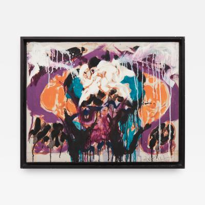 Norman Bluhm Untitled