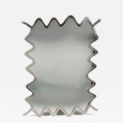 Laurent Chauvat Pair of Mirrors by Laurent Chauvat France 2012