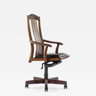 Erickson Woodworking Niobrara Office Chair