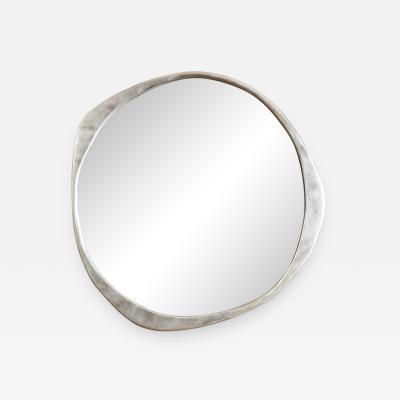 Konekt A Cepa Mirror in Satin Stainless Steel
