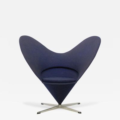 Verner Panton Verner Panton Heart Chair