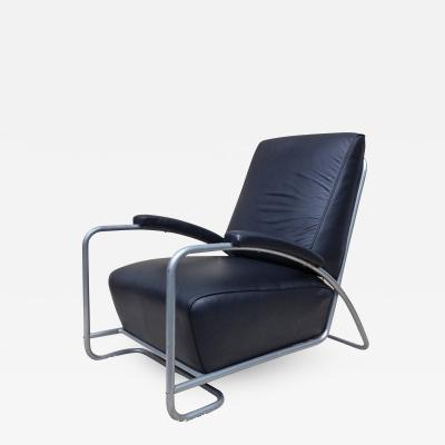 Gilbert Rohde Gilbert Rohde Leather Club Chair