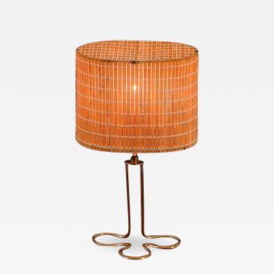 Mauri Almari MAURI ALMARI Table lamp for Idman 1950s Finland