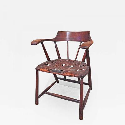 Wharton Esherick Captains Chair by Wharton Esherick