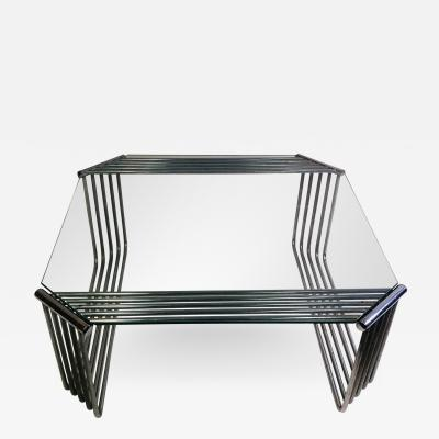 Art Deco Revival Coffee Table or Accent Table