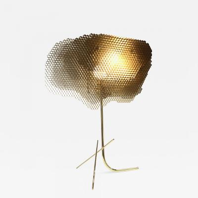Vincent Poujardieu NIDA Lamp Gold Edition