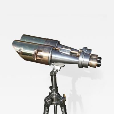 Ross 10x80 British Admiralty Binoculars c 1942