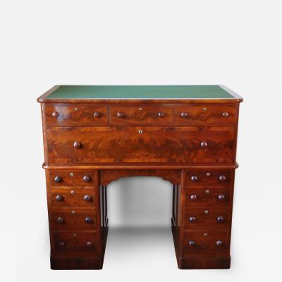 A Classical Pedestal Desk