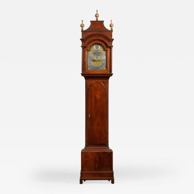 Aaron Miller QUEEN ANNE TALL CASE CLOCK